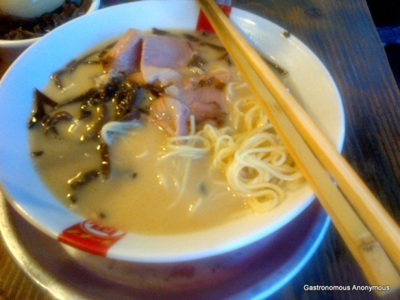 Butao Ramen, Central | Gastronomous Anonymous
